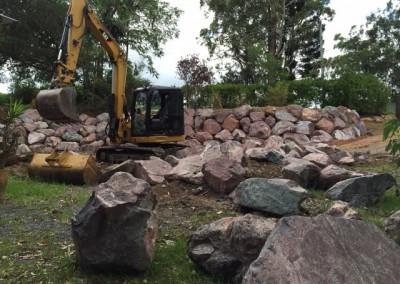 kingston excavator