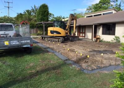 tasmania excavate