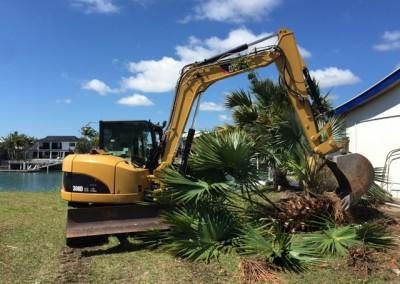 excavator-demolision