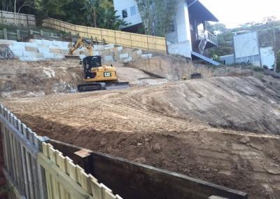excavators tas